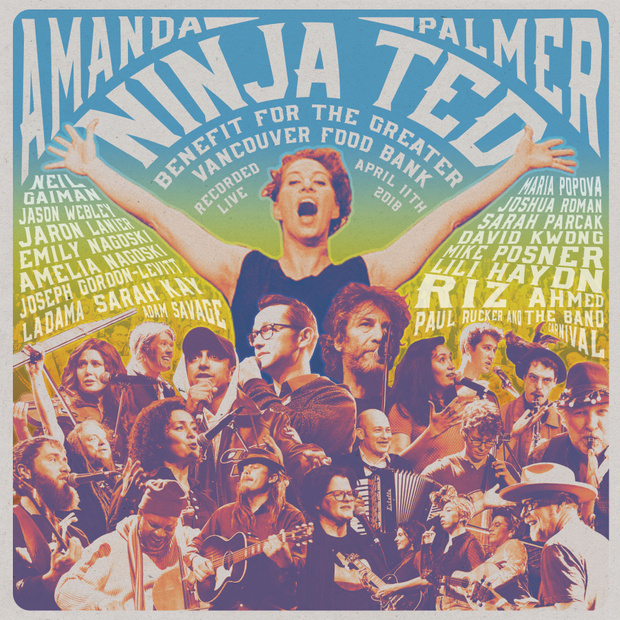 Ninja Ted Album cover 6-29-19