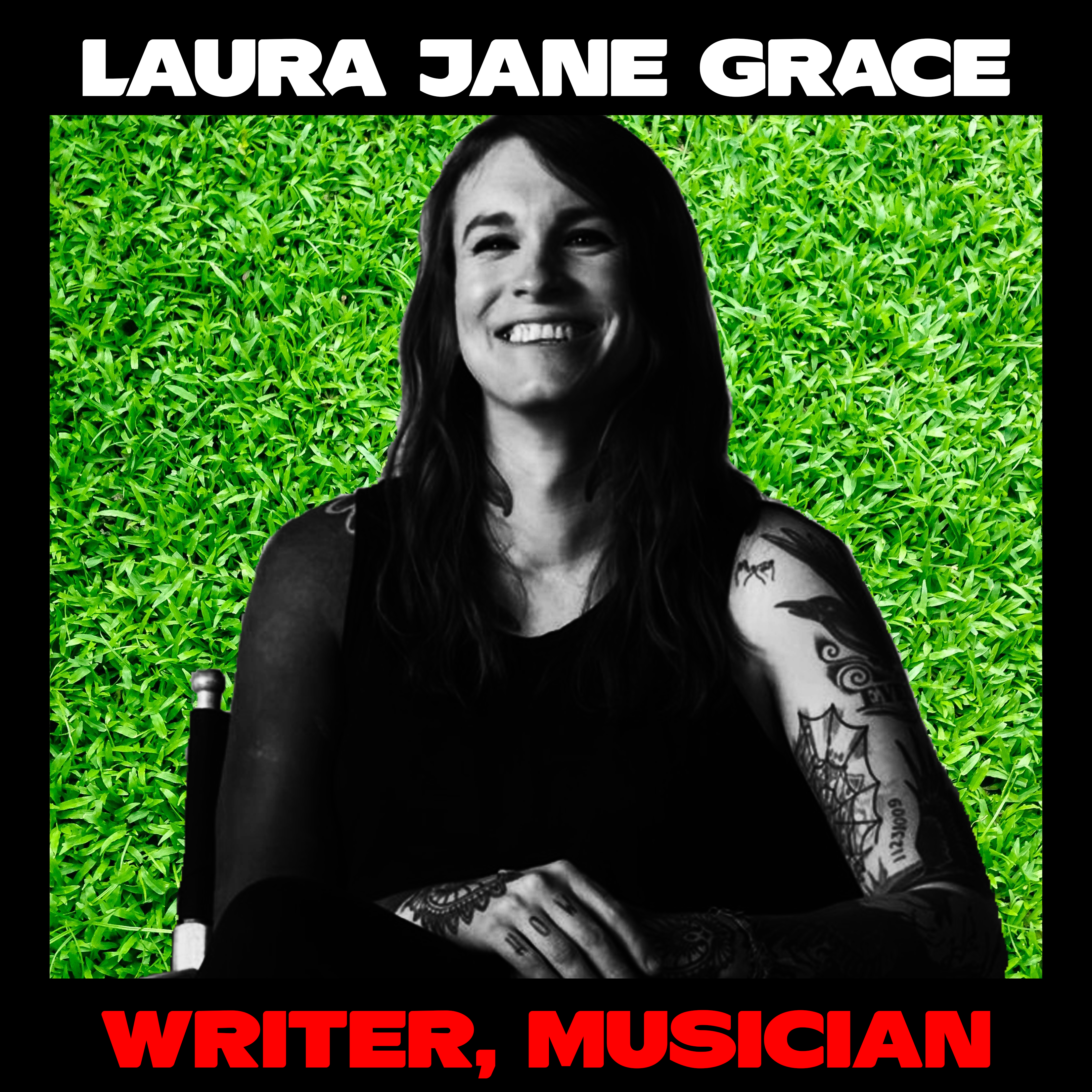 Laura Jane Grace, Writer Musician