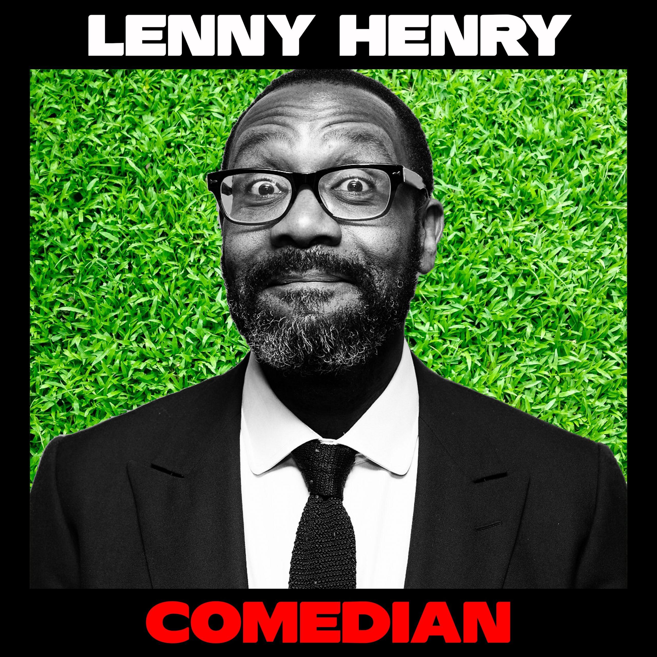 Lenny Henry, Comedian