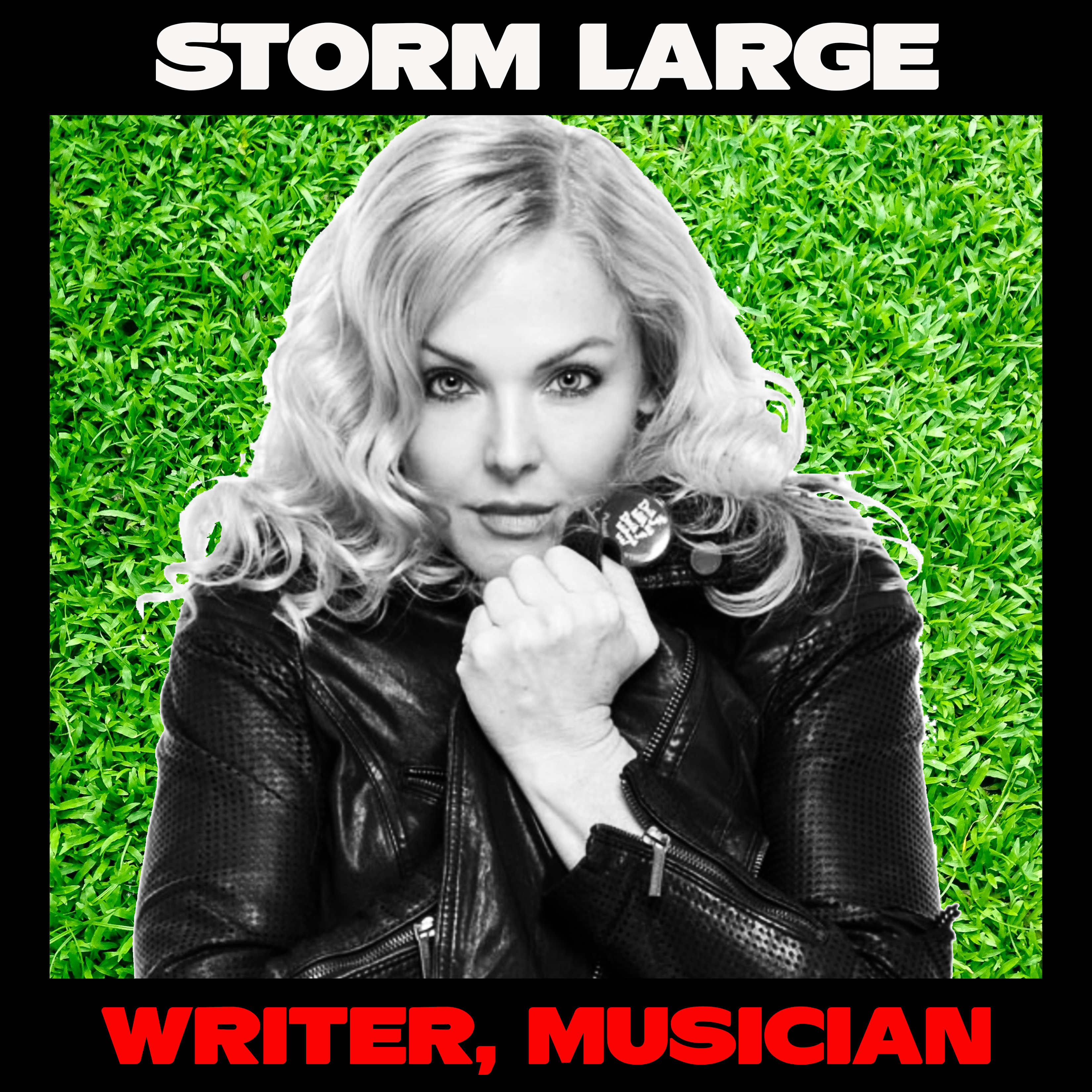 Storm Large, Writer, Musician